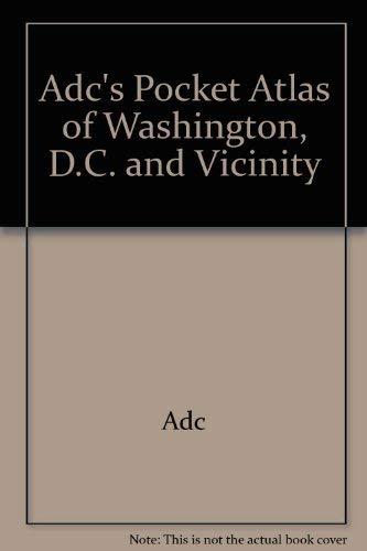 ADC Metro Washington, DC Pocket Atlas