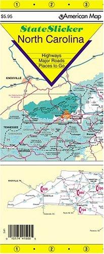 North Carolina (State Slicker): ADC, the Map