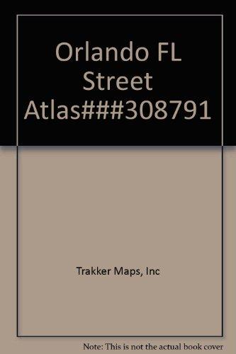 9780875304915: American Map Street Atlas Orlando Area