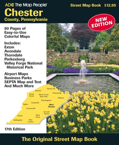9780875307787: Chester County, PA Atlas