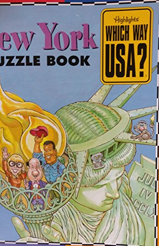 9780875340517: New York Puzzle Book (Which Way USA?)