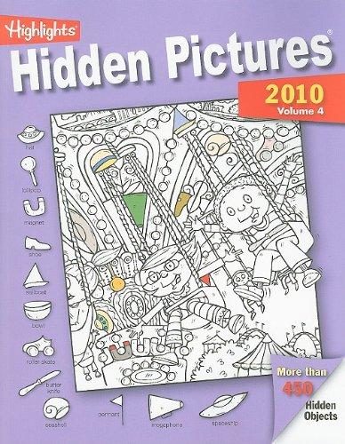 9780875346175: Hidden Pictures 2010 #4 (Highlights Hidden Pictures)