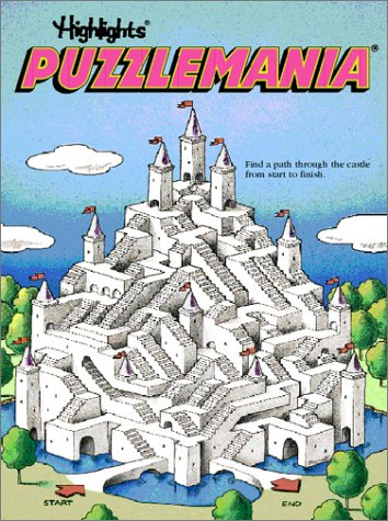 9780875347011: Puzzlemania Book 1 (More Brain Busters and Mind Twisters) (v. 1)