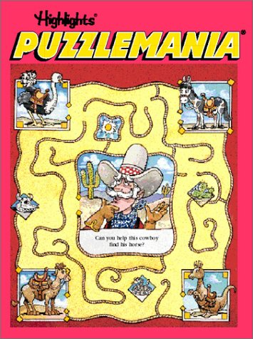 9780875347035: Puzzlemania Book 3 (More Brain Busters and Mind Twisters) (v. 3)