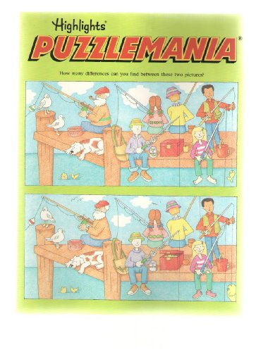 9780875347158: Puzzlemania