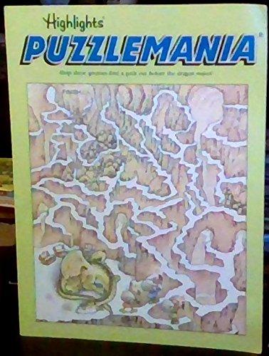 9780875347349: Puzzlemania