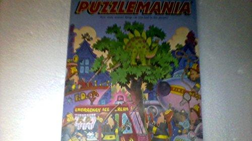 9780875347356: Puzzlemania