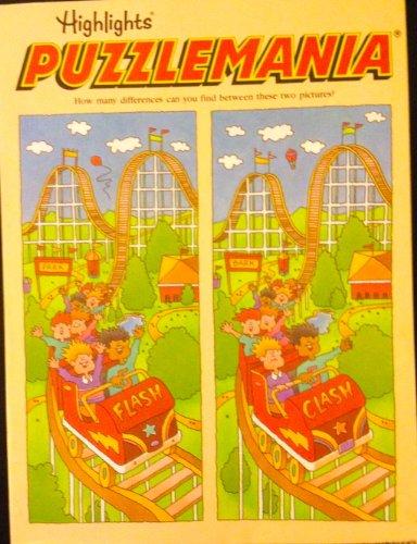 9780875347363: Puzzlemania