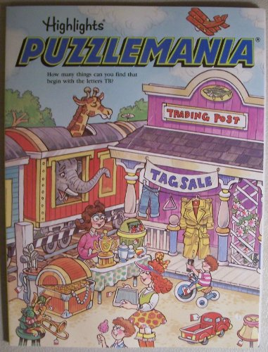 Puzzlemania (0875347371) by [???]