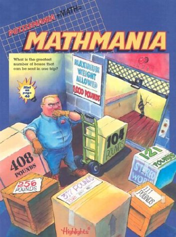 9780875349411: Mathmania (Book 11)