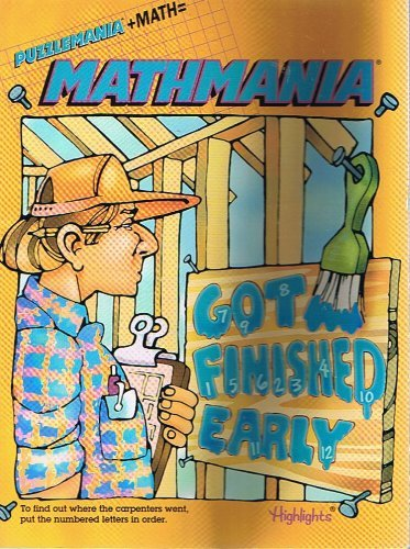 9780875349572: mathmania
