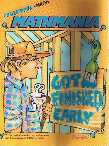 9780875349572: mathmania