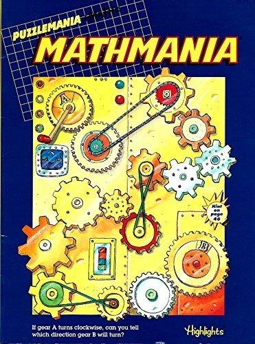 9780875349626: Puzzlemania + Math= Mathmania