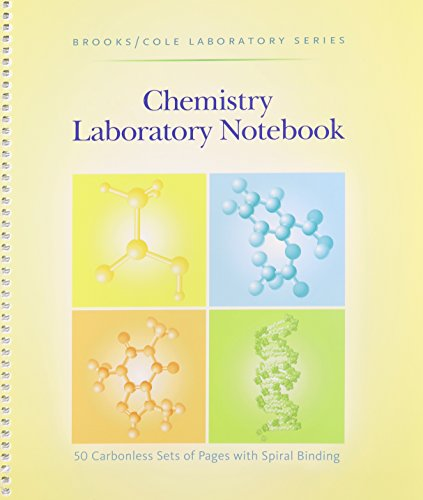 9780875402468: General Chemistry Laboratory Notebook