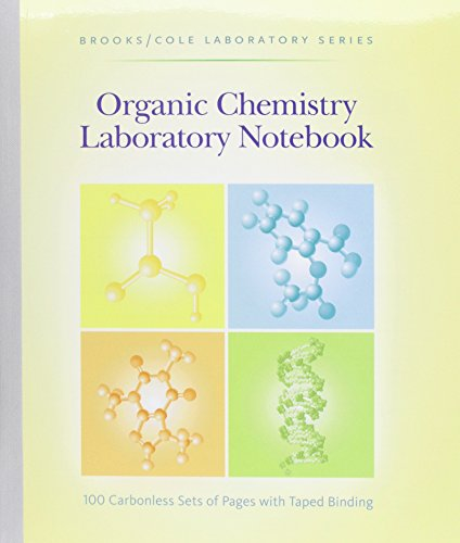 9780875402499: Organic Chemistry Laboratory Notebook