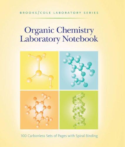 9780875402529: Organic Chemistry Laboratory Notebook