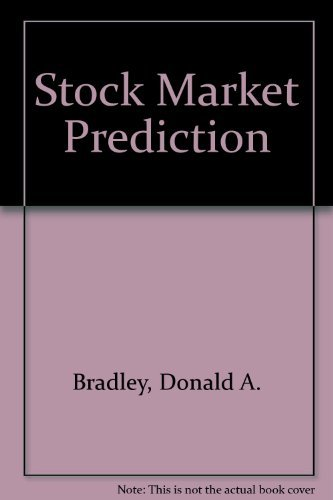 9780875420462: Stock Market Prediction