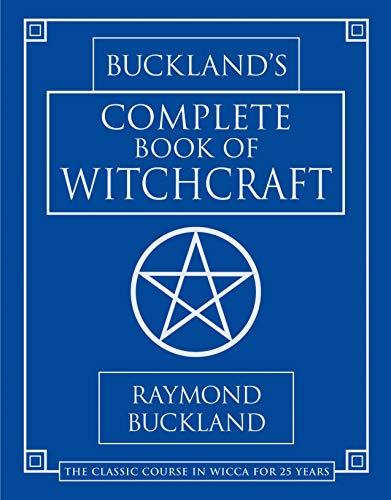 9780875420509: Buckland's Complete Book of Witchcraft