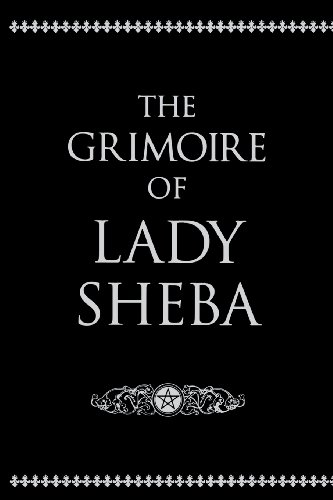 9780875420769: The Grimoire of Lady Sheba