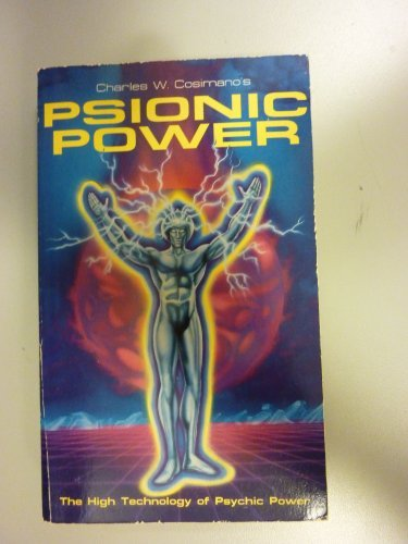 9780875420974: Psychic Power (Llewellyn's New Age Psi-Tech Series)