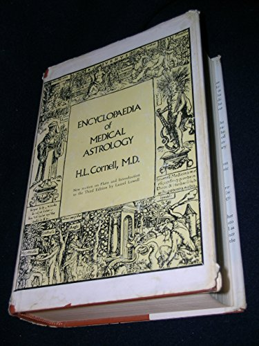 9780875421001: Encyclopaedia of Medical Astrology