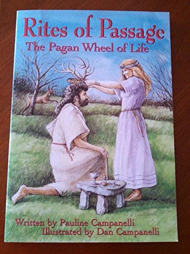 9780875421193: Rites of Passage: The Pagan Wheel of Life