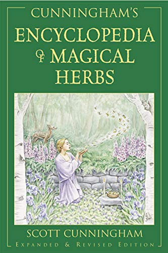 9780875421223: Cunningham's Encyclopedia of Magical Herbs (Llewellyn's Sourcebook Series) (Cunningham's Encyclopedia Series)