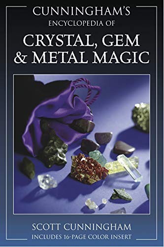 9780875421261: Cunningham's Encyclopedia of Crystal, Gem, and Metal Magic