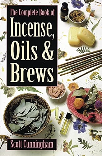 The Complete Book of Incense, Oils & Brews.