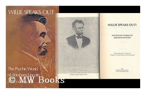 9780875422336: Willie Speaks Out! : the Psychic World of Abraham Lincoln