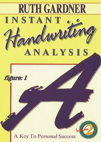 9780875422510: Instant Handwriting Analysis: A Key to Personal Success (Llewellyn's self-help series)