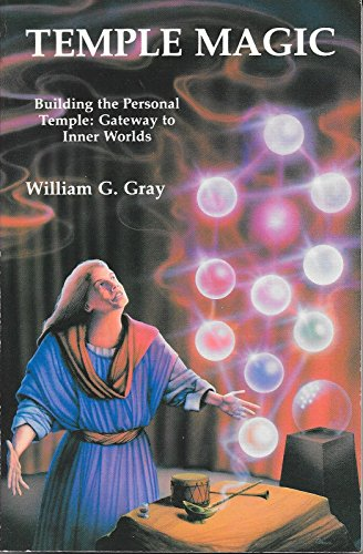 9780875422749: Temple Magic: Building the Personal Temple : Gateway to Inner Worlds