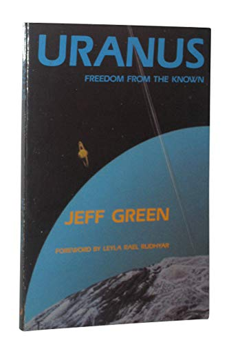 9780875422978: URANUS Freedom From The Known (Llewellyn's Modern Astrology Library)