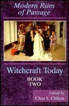 9780875423784: Witchcraft Today, Book Two: Rites of Passage (Bk.2)