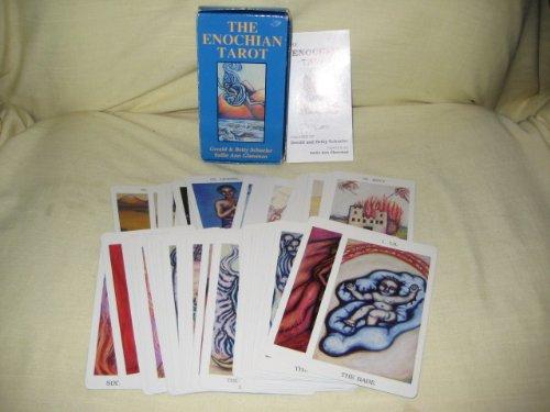 The Enochian Tarot Deck: Schueler, Gerald & Betty & Glassman (illus), Sallie Ann