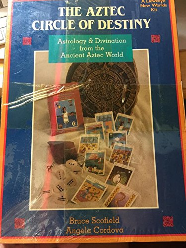 9780875427157: Aztec Circle of Destiny: Astrology and Divination from the Ancient Aztec World