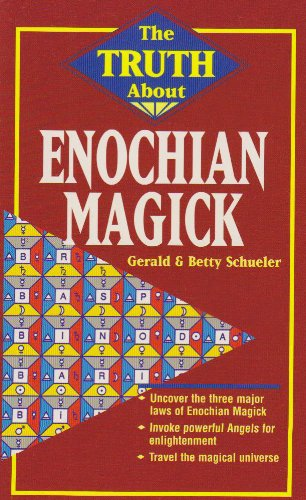 9780875427164: The Truth About Enochian Magick