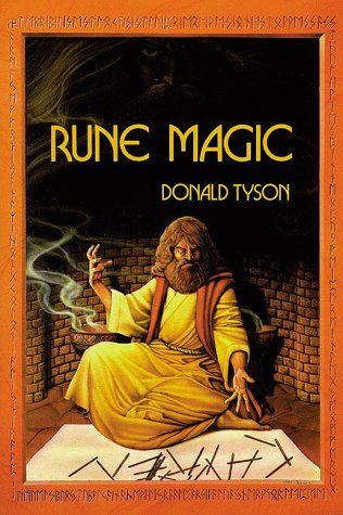 Rune Magic (Llewellyn's Practical Magick) (0875428266) by Donald Tyson