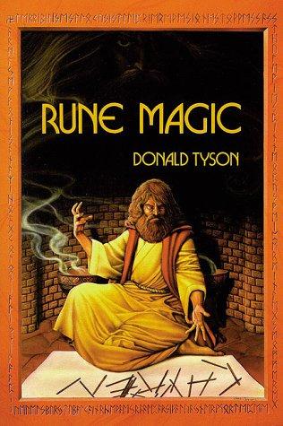 Rune Magic (Llewellyn's Practical Magick) (0875428266) by Donald Tyson