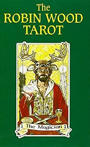 9780875428949: The Robin Wood Tarot