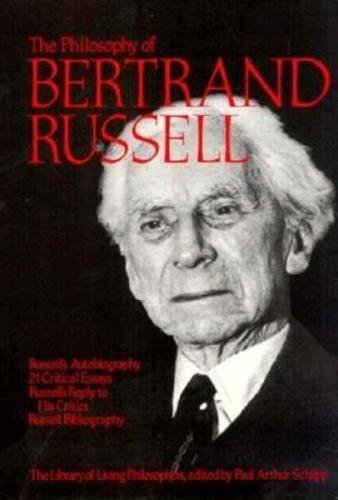 9780875481388: The Philosophy of Bertrand Russell (Library of Living Philosophers, Vol. 5)