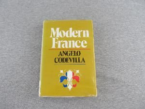 9780875481500: Modern France
