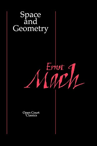 9780875481777: Space and Geometry: In the Light of Physiological, Psychological, and Physical Inquiry (Open Court Classics)