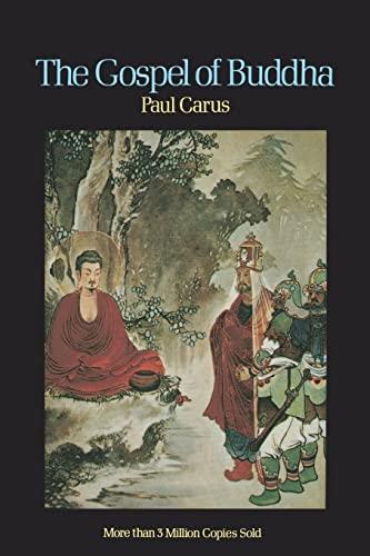 9780875482286: The Gospel of Buddha