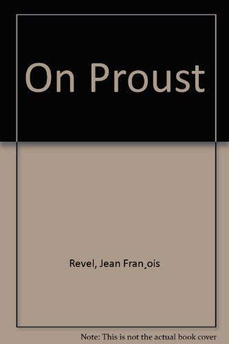 9780875483269: On Proust