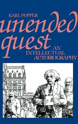 9780875483436: Unended Quest: An Intellectual Autobiography
