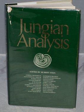 Jungian Analysis: Editor-Murray Stein