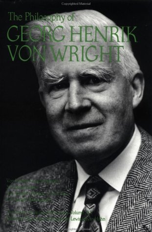 9780875483726: The Philosophy of Georg Henrik von Wright (Library of Living Philosophers)