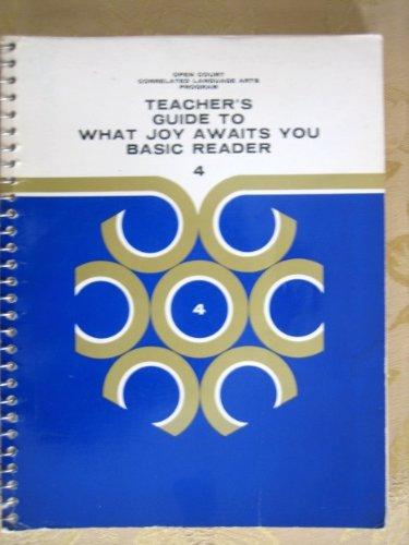 WHAT JOY AWAITS YOU, TEACHERS GUIDE