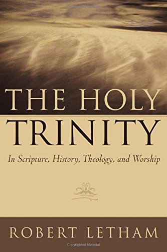 9780875520001: The Holy Trinity: In Scripture, History, Theology And Worship